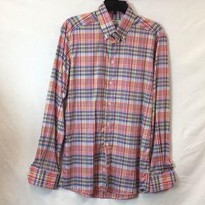 ETON men's shirt, 15 1/2, new without tags, slim
